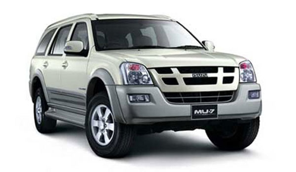 ISUZU D-MAX 4X4 PICK-UP AUTOMATİC KAPALI KASA
