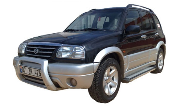 SUZUKI GRAND VITARA 4X4 JEEP